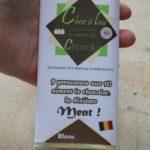 Produit – Choc a lau -tablette blanc 1