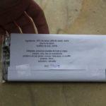 Produit – Choc a lau -tablette caramel BS 2