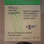 produit- Biscus -tisanes hibiscus menthe gingenbre1