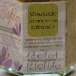 produit – Le comptoir du Safran – moutarde safranée9