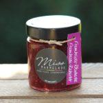 produit-Miss Marmelade -confiture framboises rhubarbe