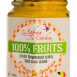 produit-Safran de Cotchia – Confiture Orange