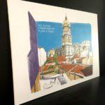 Depuis la terrasse du CUH 14 08 2018 Malaga vue 1 v2