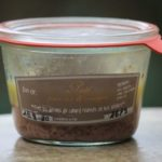 produit -Au canard gourmand -Paté Poivre vert & armaniac