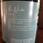 Produit – Vignoble d Occarius – vin rouge le Niale 2